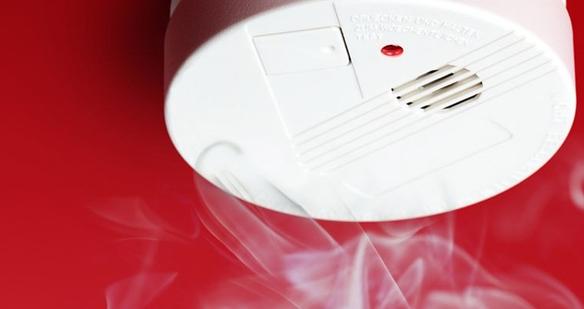 Rauchmelder als vorbeugender Brandschutz